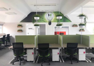 Dedicated desks local coworking hub Malahide Fingal area.
