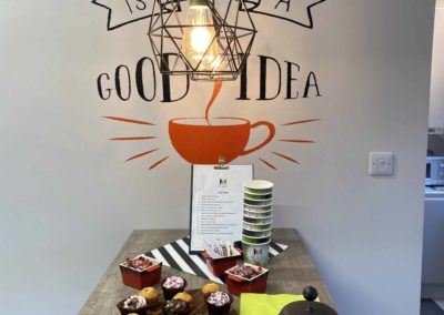 Get a break from working at home, coworking hub in Malahide Fingal area.