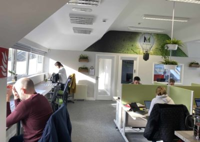 Get a break Working from home, be productive, coworking hub Malahide Fingal area. Talk to us today.